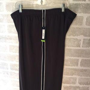Men's athletic NWT Tek Gear pants size XL